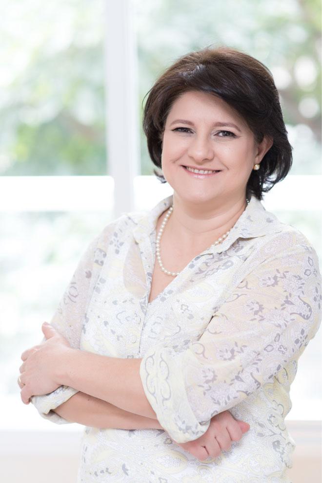 Dra Tereza - Pediatra Homeopata
